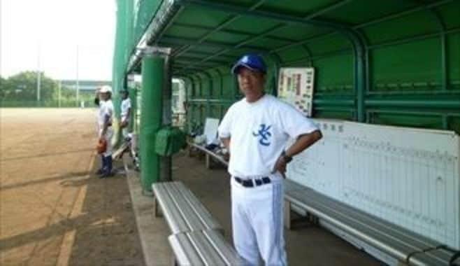 高校野球で旋風起こす、ソフトボールの名将