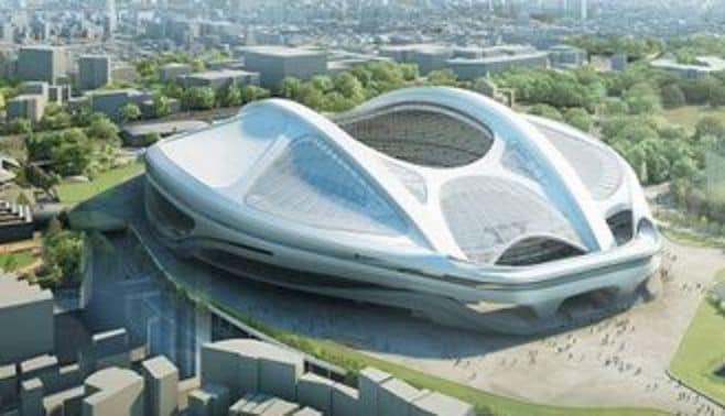 新国立競技場、本当にこれでいいのか!