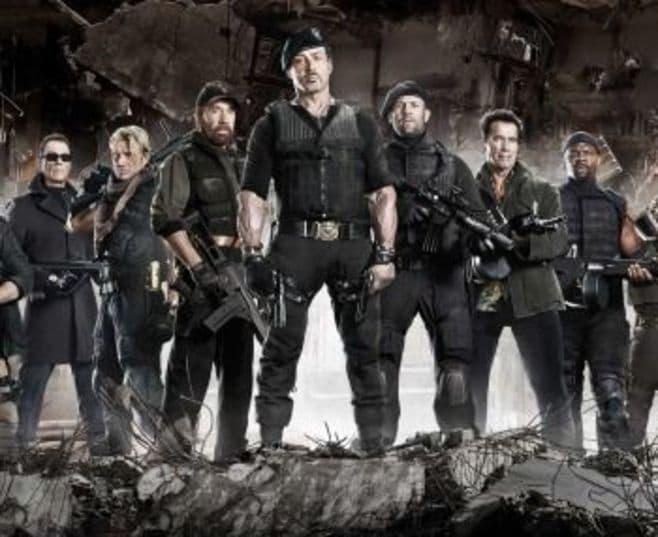 『エクスペンダブルズ2』(The Expendables 2)--高齢者が日本を救う!《宿輪純一のシネマ経済学》