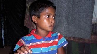 「家族11人殺された」ロヒンギャ少年の悲劇