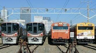山手線よりスゴい?「大阪環状線」7年間の大変化