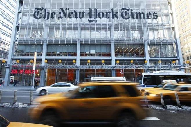 中国富豪のNYタイムズ買収困難に