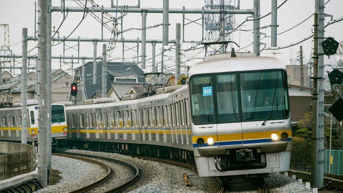 車両 東京 メトロ 東京メトロ半蔵門線に新型車両 18000系