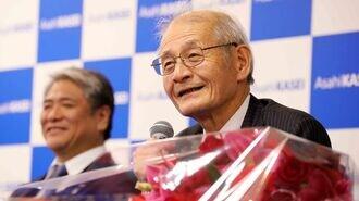 ノーベル賞「吉野彰氏」が描くEV用電池の未来図