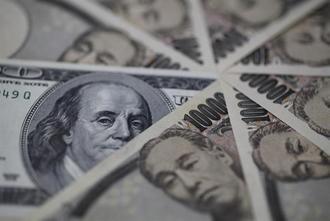 ドル円相場は、緩やかに1ドル105円めざす