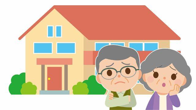 賃貸か持ち家かと考えたとき、老後に有利なのは?(写真:けむく/PIXTA)