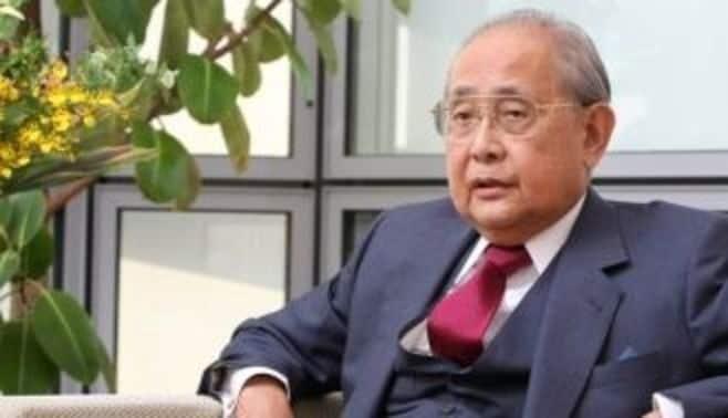 氏家齊一郎・日本テレビ放送網取締役会議長--テレビ広告はさらに減る、生き残るのは2~3社だ