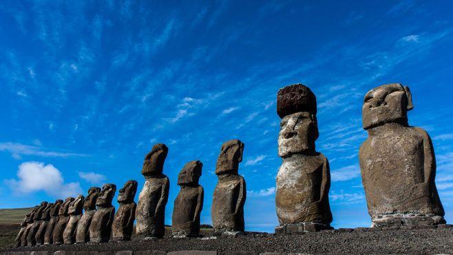 「モアイ像」のイースター島で起きた独立運動