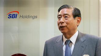 新生銀へTOB延長、SBIが固唾を呑む金融庁の出方