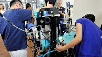 「歩行支援ロボット」の最新技術が凄すぎる