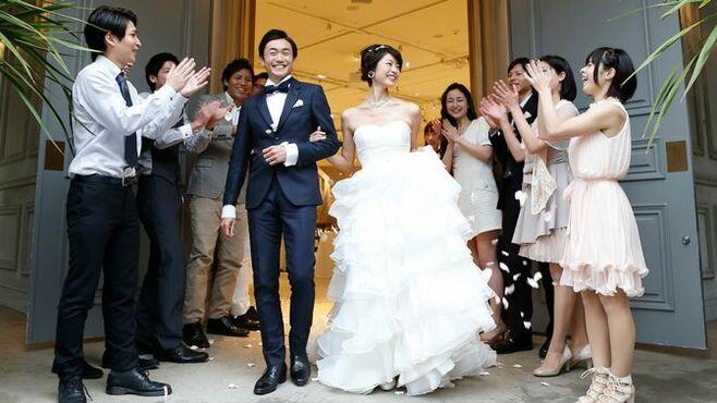 「従来の形」にとらわれない結婚式が広がる理由