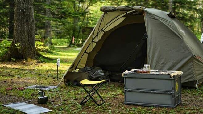 キャンプ初心者「10万円以下」テントの選び方