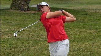 アメリカに渡ったゴルフ少女が選ぶ英才教育