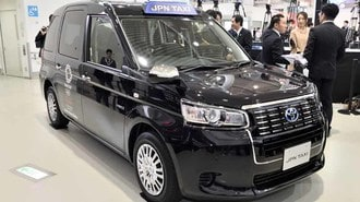 東京の景色が一変?「次世代タクシー」の実力