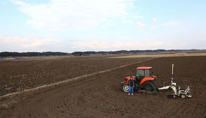 日本農業は、やっと大規模農家が主役になる