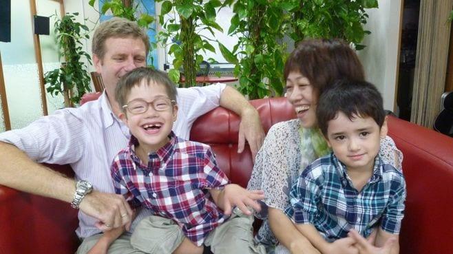 「ダウン症」で生まれた子どもは不幸ですか?