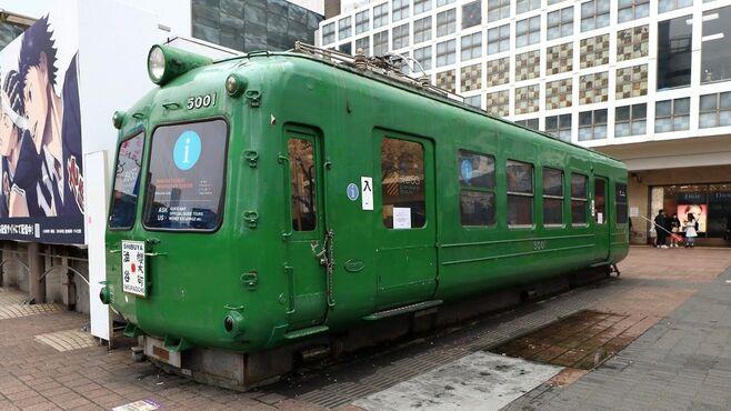 渋谷を去った「緑の電車」知られざる漂流の歴史