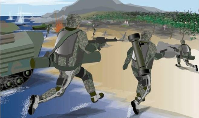 防衛省「パワードスーツ」構想は濫費である