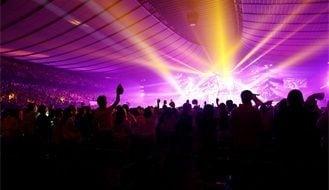 10年で客2倍!進化する音楽ライブビジネス | ゲーム・エンタメ