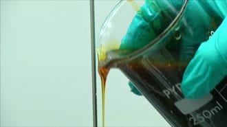 Scientists on Quest for Friction-free Oil