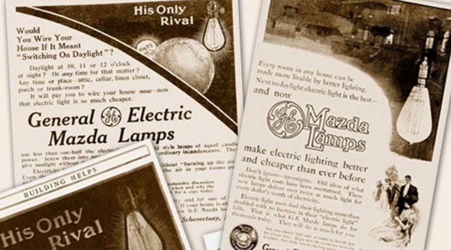 電球だけではない!GEの10大発明総まくり