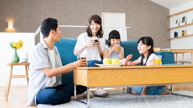 私立中入学の家庭が3月にすべき家計見直し法