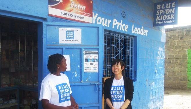 アフリカのスラムを変える小さな日本企業