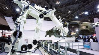 ファナックも前のめり、産業ロボット大増産