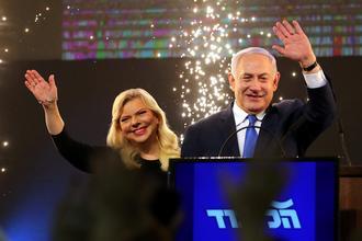 イスラエル、トランプの「熱血支援」で政権続投