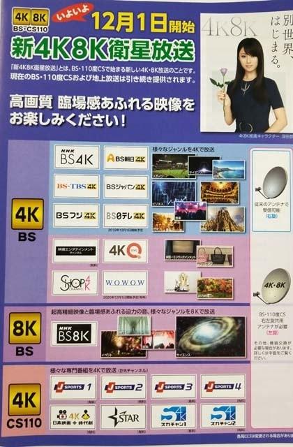 4kテレビで 4k放送 が見られない深刻問題 メディア業界 東洋経済