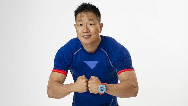 筋肉体操の谷本氏「運動効果を倍にする歩き方」