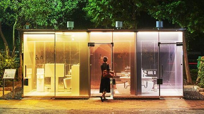 渋谷に安藤忠雄デザインのトイレができたワケ