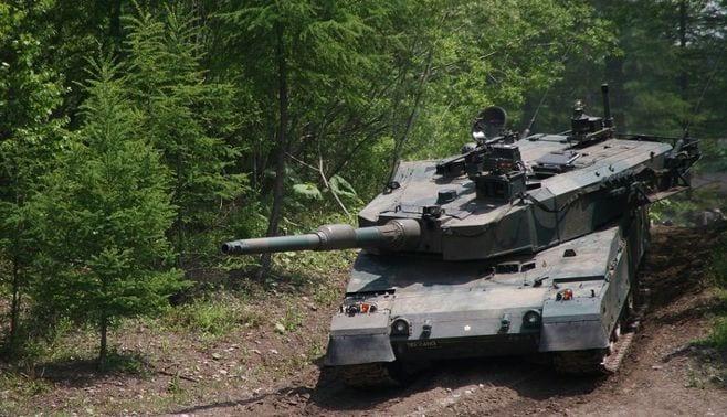 10式戦車は、欠点・弱点があまりにも多い
