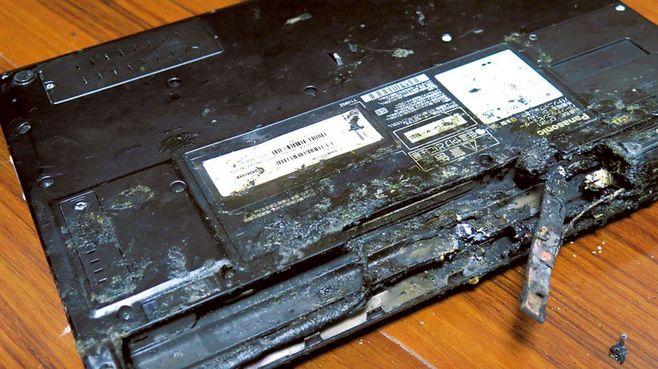 ノートパソコン「発火事故」が増える根本原因