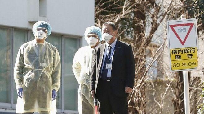 コロナウイルスの「国内感染」はもはや免れない