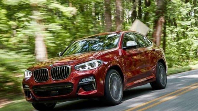 BMW「X4」、ベールを脱いだ新型SUVの全貌