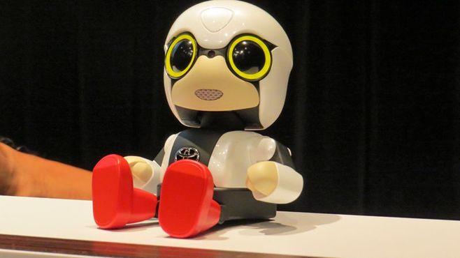 トヨタの対話型ロボットが問う「愛のカタチ」
