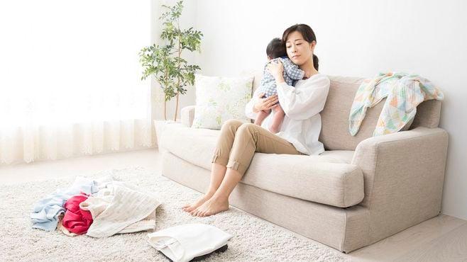 実家離れできない妻がいる家庭の不幸な末路