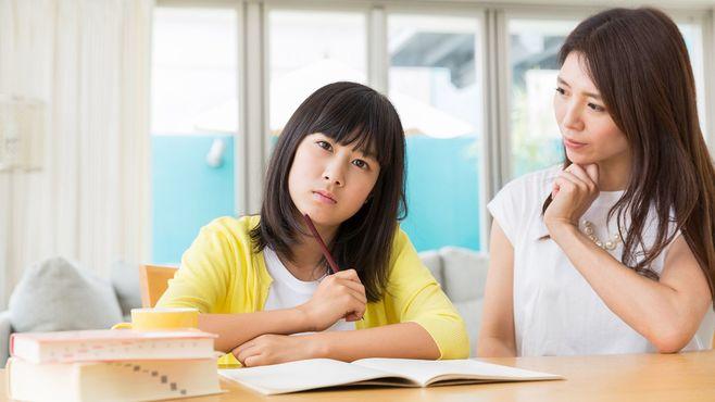 子どもが勉強しない一因は「親ストレス」だ