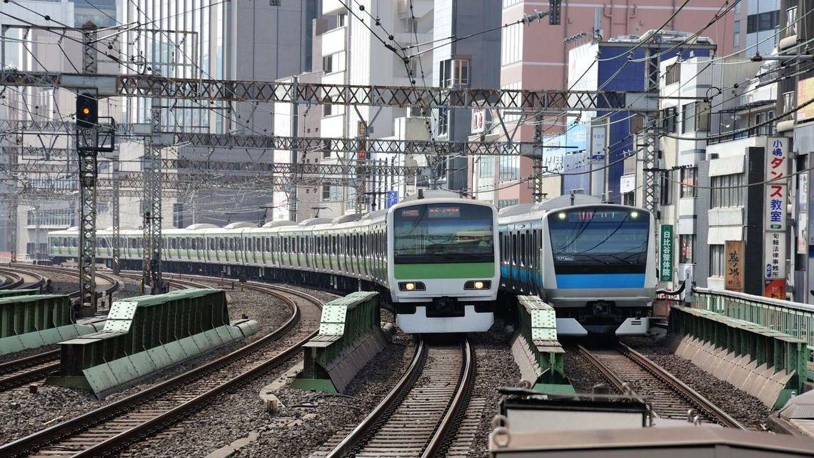 山手線と京浜東北線「並走区間」で速いのは? | 経営 | 東洋経済 ...