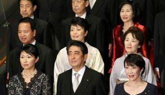 安倍首相、「女性活用」ってホンキですか