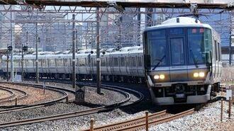 京阪神のエリート列車、JR西「新快速」疾走50年