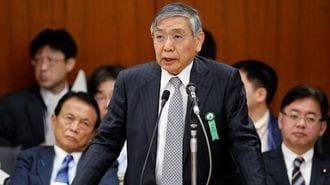 2018年後半にも日本銀行が直面するリスク