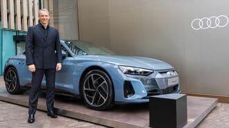 1800万円級EV「e-tron GT」に見るAUDIの未来像