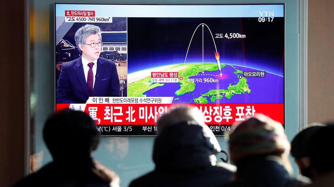 北朝鮮が「テロ支援国家」に再指定...