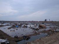 津波で大きな被害を出した福島県相馬市・新地町 写真レポート【震災関連速報】