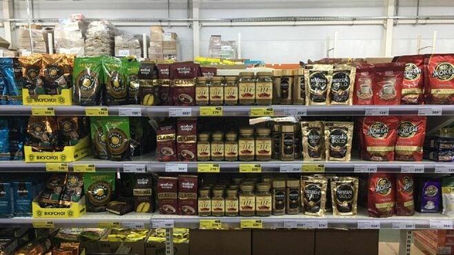 ロシアで日本の「コーヒー」がはやる意外な事情