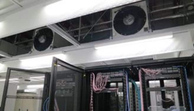 最新鋭データセンターに行ってみた