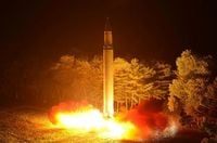 North Korea still needs time to perfect re-entry technology - South Korea vice defence minister