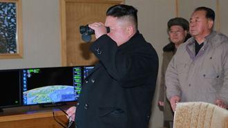 金正男暗殺、ミサイル発射で暴走する北朝鮮